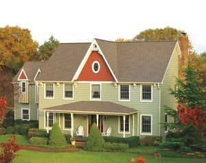 Timberline® Cool Series Shingles-Image