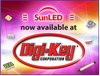 SunLED now available at Digi-Key-Image
