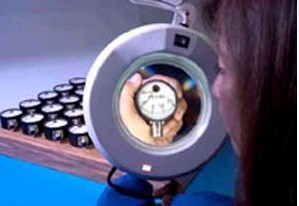 Bourdon tube pressure gauges-Image