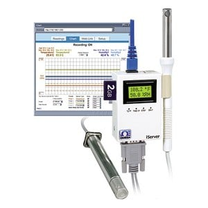 New Dual Channel Virtual Chart Recorder-Image