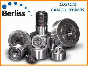 Carbon, Chrome & Stainless Cam Followers-Image