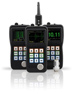 STG-500 Series of Color Waveform Thickness Gauges-Image