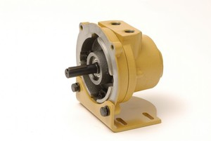 MVA and MOVO Series Multi-Vane Air Motors-Image