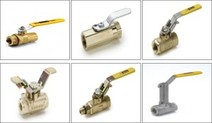 BRASS BALL VALVES -Image