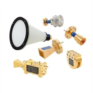 Pasternack Expands Millimeter-wave Waveguide Antenna Product Line-Image