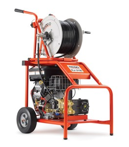 KJ-3100 Water Jetter - 3000 psi working pressure-Image