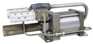 GX Pumps Provide Back Up Hydraulic Service-Image