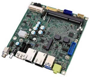 Nano-ITX SBC with Intel Atom E3900 Processor-Image