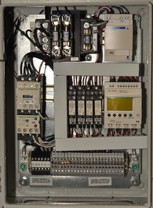 AQ Logic Control Panel-Image