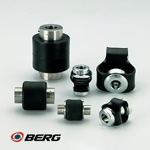 Stop vibrations with shock absorbing couplings-Image