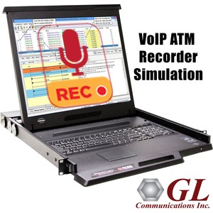 Simulate Call Recording in Air Traffic Network-Image