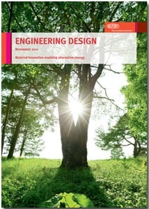 Engineering Design Magazine: November 2011 Edition-Image