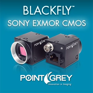 HD Sony Exmor 1.4MP and 2.3MP CMOS Cameras-Image