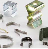 Stamped Components in many materials-Image