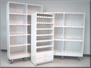 Custom PCB Storage Cabinet & Shelving Systems-Image