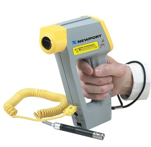 HANDHELD INFRARED THERMOMETER-Image