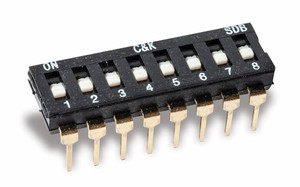 SDB Series Low Profile DIP Switches-Image