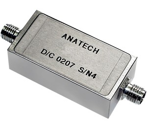 Anatech high-Q lowpass filters-Image