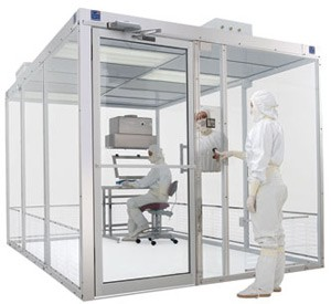 Hardwall Plastic Cleanrooms-Image