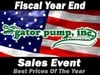 GATOR PUMP Fiscal Year End Specials are HERE!-Image