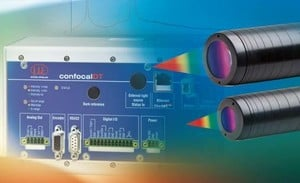 confocalDT Distance/Thickness Spectrometer-Image