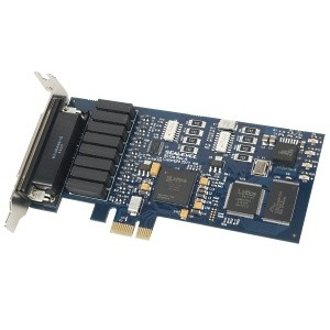 Low Profile PCI Express Digital I/O Adapter-Image