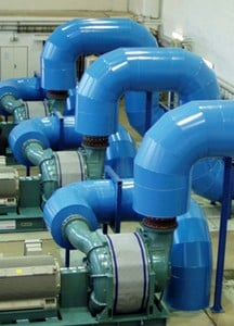 Blowers for Wastewater Aeration-Image