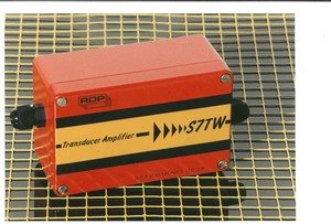 4-20 ma Transmitter for Harsh Environments-Image