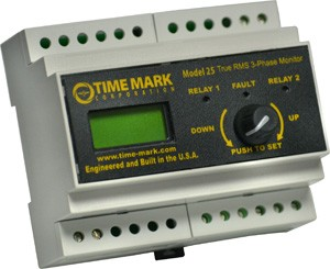 Model 25 - True RMS 3-Phase Monitor-Image