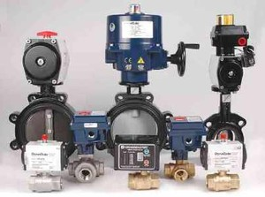 Automated Quarter-turn Valves for all applications-Image
