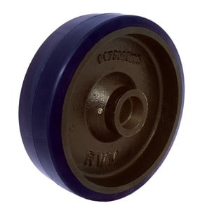 Premium Polyurethane Wheels = Longer Service Life!-Image