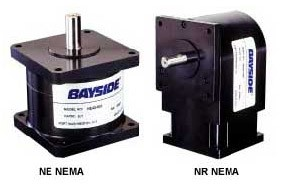 Bayside NE34 - Spur Gearhead Products-Image
