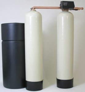 Water Softeners/ Dual Tank - Industrial-Image