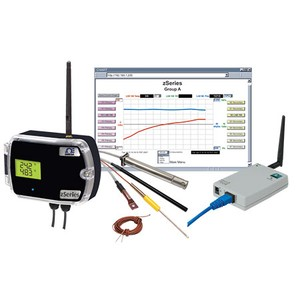 DC Powered Wireless Transmitter/Sensor System-Image