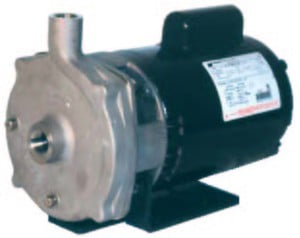HP Series - Stainless Steel Centrifugal Pumps-Image