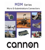 ITT Cannon's Micro MDM Series Connectors-Image