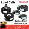 Carbon Steel / Fatigue Rated Pancake Load Cells-Image