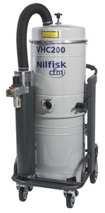 Nilfisk VHC200: Compressed Air Vacuum Cleaner-Image