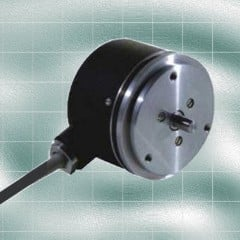 Low-Cost Absolute Rotary Encoder, Model A58-Image