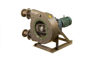 Peristaltic Pump for Heavy Duty Ind. Applications-Image