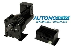 Bison Gear: Sensorless Brushless Gearmotors-Image
