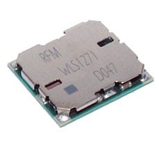 WiFi + Bluetooth Modules WLS1271L-Image