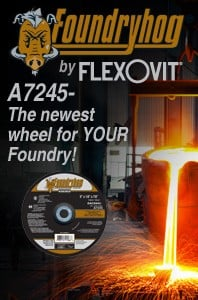 NEW product from Flexovit! -Image