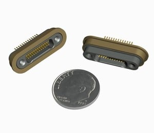 Hermetic HiRel Nano-D Connectors-Image