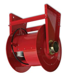 Exhaust Hose Storage -- Series V Exhaust Reels-Image