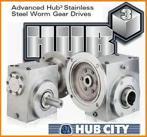 Gear Drives Motors Bearings Stainless Steel From Hub