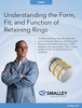 Form, Fit, & Function of Retaining Rings eBook-Image