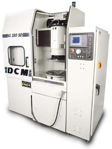 Sapphire Core Grinder -- Stop by to DCM us at IMTS-Image