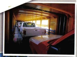 AUTOMOBILE RAIL CAR PADDING-Image