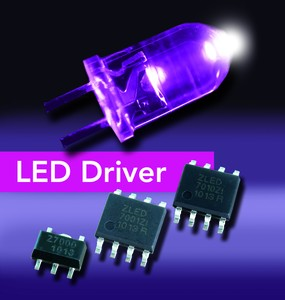 New Energy Efficient LED Drivers-Image
